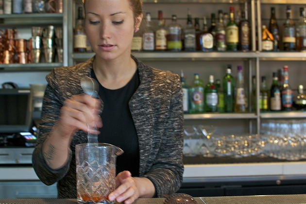 The Bartender's List- Julia Diakow