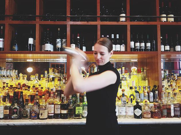 The Bartender's List- Sabrine Dedden