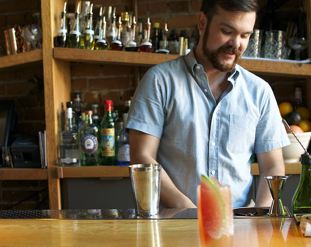 The Bartender's List- Shaun Layton